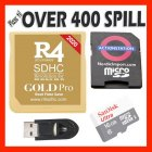 R4 Gold PRO 2020 m/ 16GB - NEW3DS/NEW2DS/2DS/3DS/XL v11.13.0-45E