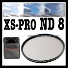 72mm XS-PRO1 NDx8 SLIM filter (GLASS)