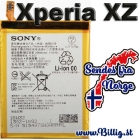 Sony Originalt XZ batteri