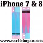 Original Batteri limstriper til iPhone 7 batteri