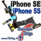 iPhone SE & 5S Apple Original frontkamera, M/ sensor & blits