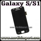 Samsung Galaxy S - i9000 LCD med glass og digitizer - Original