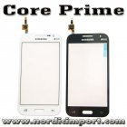 Samsung Glaaxy Core Prime ORG glass m/ touch screen - SVART