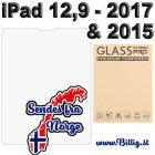 0,26mm Herdet glass til iPad 12,9 - 2017 & 2015