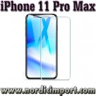 iPhone 11 Pro Max - Herdet Glass