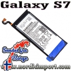 Galaxy S7 Originalt Samsung batteri 3000 mAh