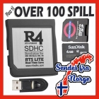 RTS Lite & 4 GB for for DSi, DSiXL (v1.44) & DSLite