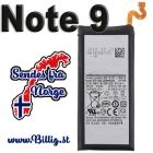 Samsung Galaxy Note 9 batteri
