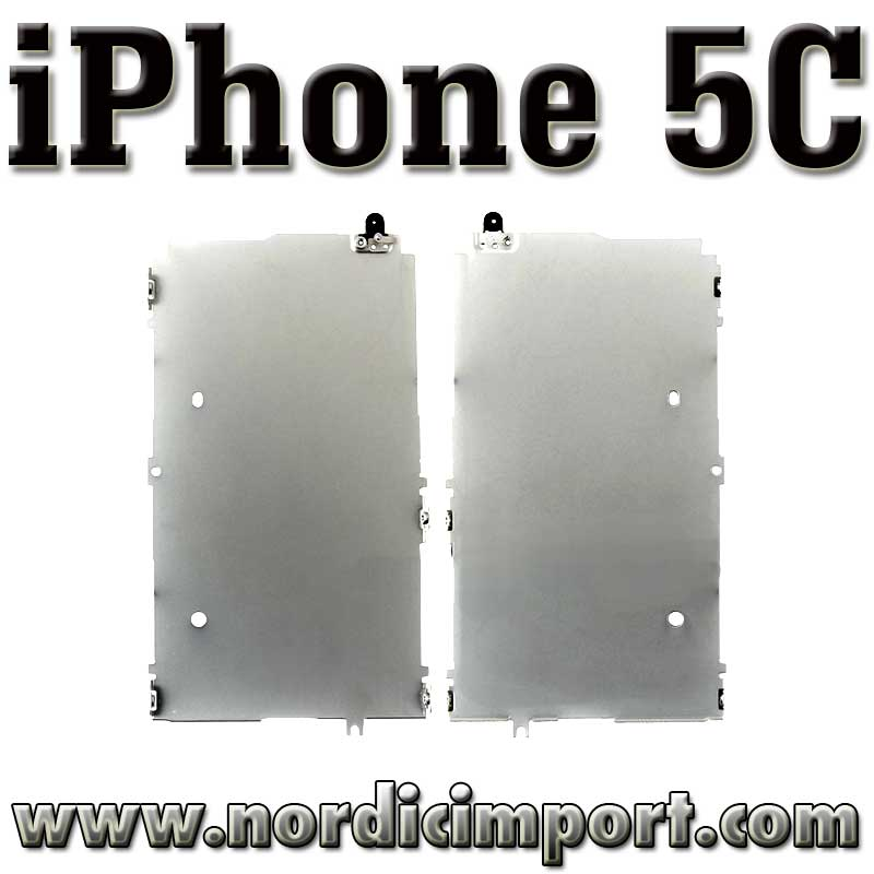 iPhone 5C LCD metallskjold