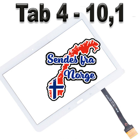 "Tab 10,1"" ORG. skjerm m/ touch - SM-T530/SM-T531/SM-T535"