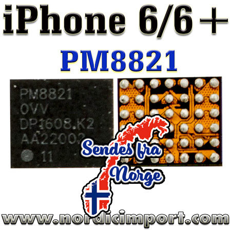 iPhone 6 / 6+ Org. Power Managment IC - PM8821
