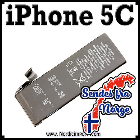 iPhone 5C batteri