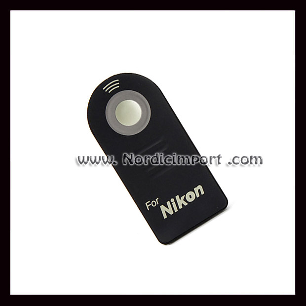 ML-L3 Mini IR utl�ser til Nikon