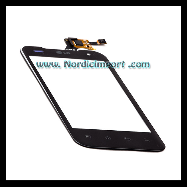 LG Optimus 2X Glass med touch screen & digitizer