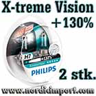 Philips X-treme Vision +130%